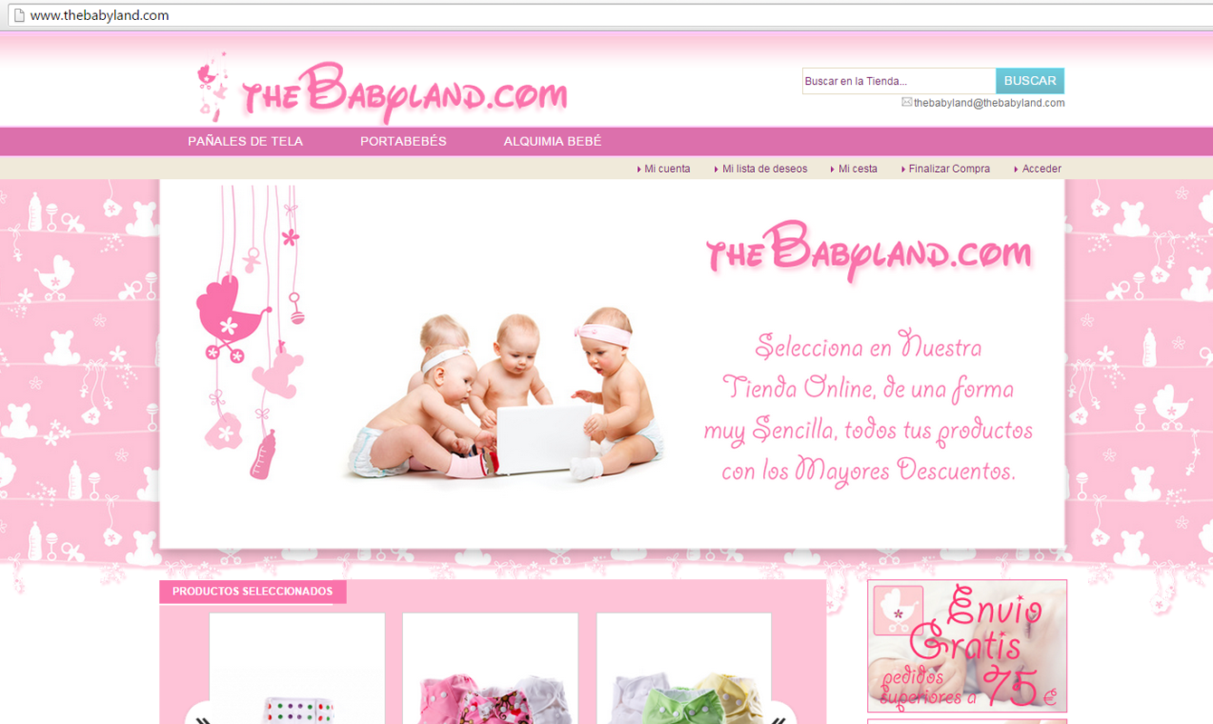 www.theBabyland.com